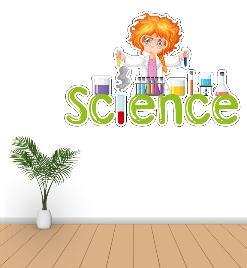 Science Sticker P1