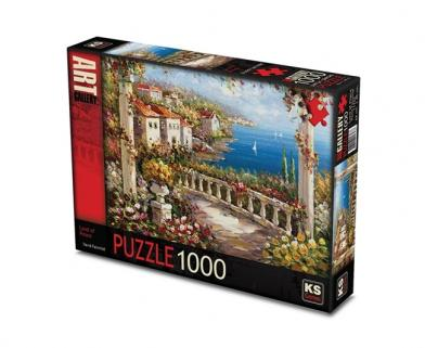 KS- PUZZLE 1000 - LAND OF PEACE