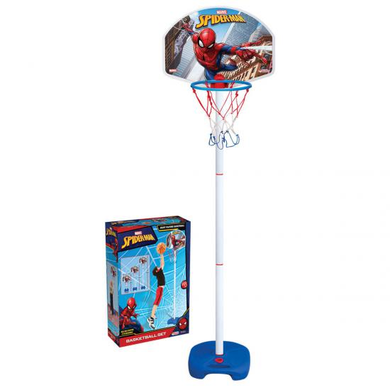 03404 SPIDERMAN AYAKLI BASKET POTASI
