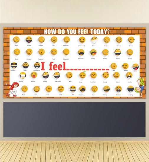 Emotion - Feel Poster