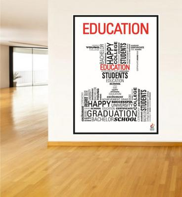 Education Poster - Eğitim Posteri
